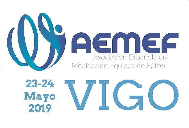 XXIII Curso AEMEF (Asociación Española de Médicos de Equipos de Fútbol)