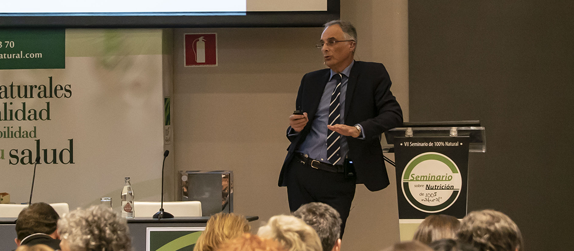 Introducción a la ponencia del Dr. Castillo del VII Seminario de Nutrición