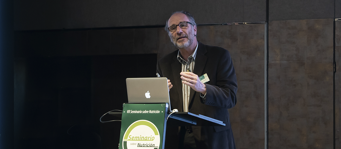 Introducción a la ponencia del Dr. Francisco Guarner en el VII seminario de Nutrición de 100% Natural