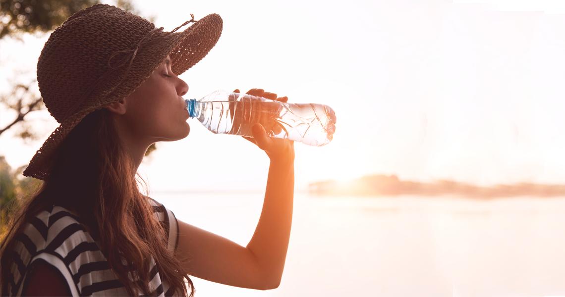Cómo mantener una buena hidratación en verano