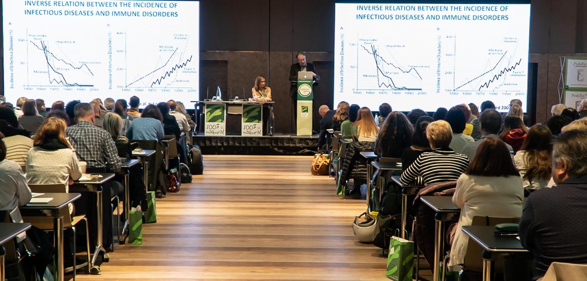 Resumen de la ponencia del Dr. Guarner en el VII Seminario de Nutrición en Barcelona