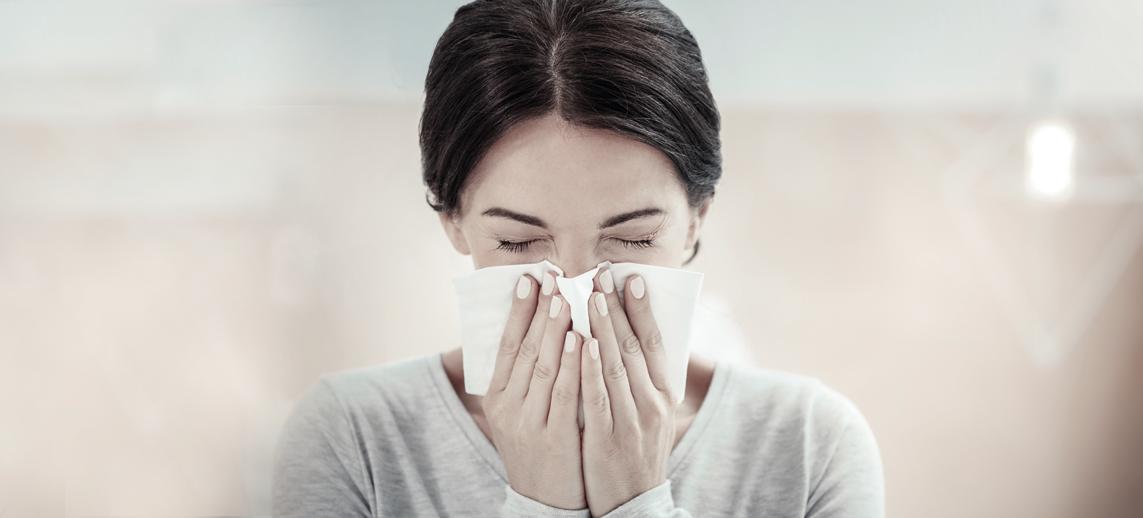 Resfriado común. La mejor estrategia, la protección