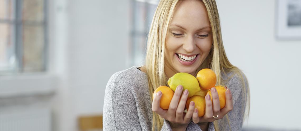 Vitamina C. Mejorando su absorción