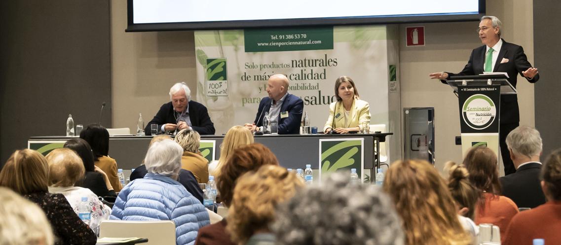 """Resumen del debate """"Probióticos, el potencial de las bacterias beneficiosas"""" VII Seminario de Nutrición"""