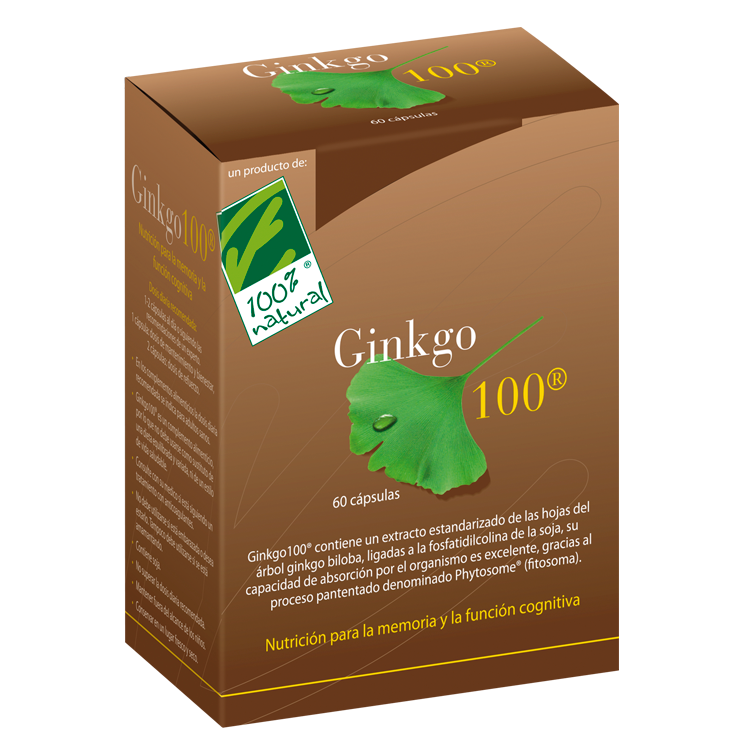 Ginkgo 100