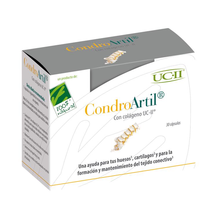 CondroArtil con colágeno UC-II<sup>®</sup>