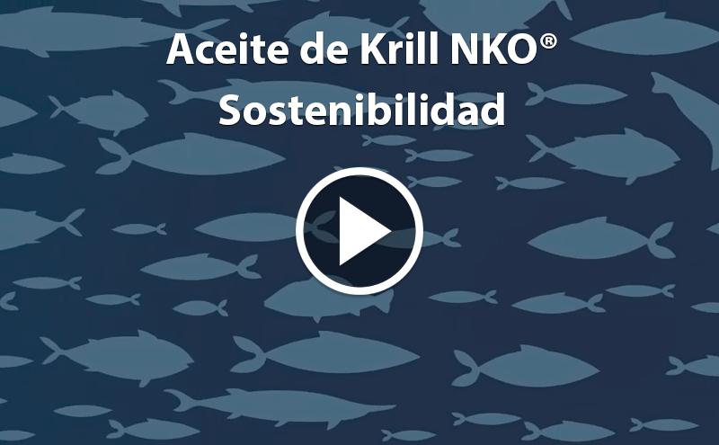 Aceite de Krill NKO<sup>®</sup>. Sostenibilidad