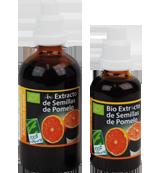 Extracto de Semillas de Pomelo Bio